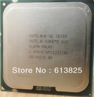 Intel cpu E8300,Core 2 Duo Processor / 2.83GHz / 6M / 1333Mhz-SLAPN/Mix step code for desktop