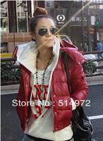 Best Selling !!New arrival fashion Women winter coat for women lady short jacket women outwear for winter+Free Shipping