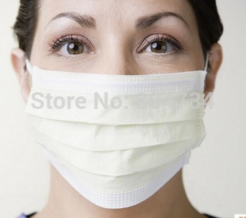 High quality disposable masks / non-woven mask / dust protective mask