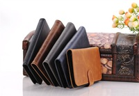 "Three-Step PU Leather Case Cover for Samsung Galaxy Note II N7100 5.5""+Free Shipping"
