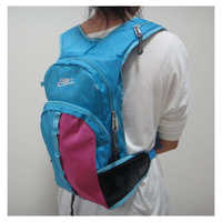 popular Backpacks,material:water proof,Size:22 x 38cm,10 different colors,with helmets,promation for X&#39;max, Free shipping