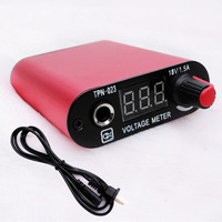 2013 Red Hot Sale High Quality LED Screen Professional Tattoo Mini Power Supply