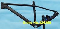 """29ER - 3K Full carbon Matt MTB mountain bike frame  , Headset . SIZE :  16"""" , 18"""" , 20"""""""