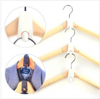Free shipping 10packs/lot(1pack=3pcs) Plastic Clothes hanger,mini anti-clip,pvc hook.,hook for clothes dropshipping