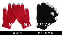 Touchscreen gloves  for iPhone/iPad/iphone 5 and Other Touch Sensitive Digital Products