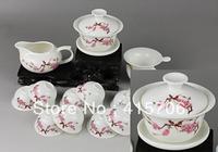 14pcs/set Porcelain Tea set, ceramic tea set