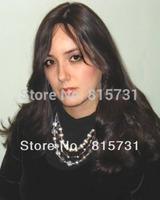 "24""Body Wave Jewish wig --4*4"" Silk Top wig--Free Shipping"