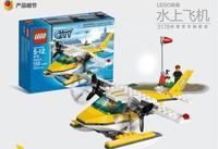 CITY -L3178 Building Block Set 3DPuzzle Model Enlighten Construction Brick Toy Educational Block Toy for Children Free Shipping