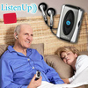 LISTEN UP HEARING AID DEVICE SOUND AMPLIFIER Amplification PERSONAL Care gift free shipping