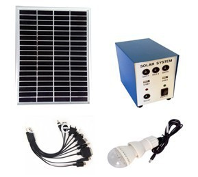 cheap Portable Solar Power System for home use(China (Mainland))