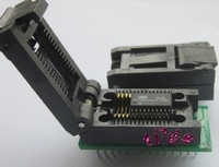 sop28 to dip28 300mil multi adapter  ic programmer  holder   with cover