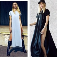 Sunlun Free Shipping Ladies' New British Wind Slim Dress Women Dress  SL-20032