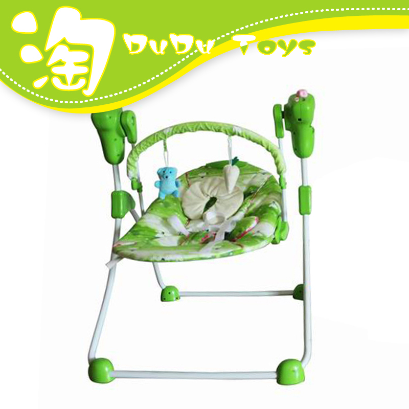 Electric swing baby swing baby rocking chair electric for Baby chaise lounge