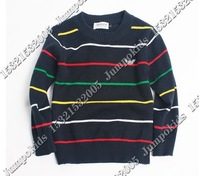 Baby Boys sweater kids children 5250 t pullover boys 4 colors fringe Sweater 1128 B wj