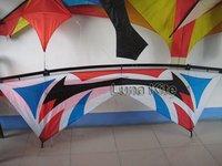 """Luna Kite 94"""" Quad Line Kite Carbon Rod+Dyneema Line+13"""" Quad Handle Sport Kite Gift Fast Shipping LK012B"""