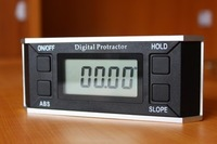 Magnetic Digital Protrator Angle ruler Elevation meter Inclinometer Level measure PRO360