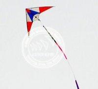 "Super Huge  118"" 2 Line Stunt Kite Carbon Rod+Tool+tails 3m Dual Line Kite LK010"