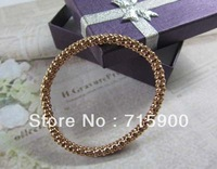 Free shipping Min.order is $10 (mix order)elastic bracelet Price of factory direct selling high quality low priceek069