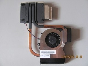 HP HP DV6 DV7-6000 fan heatsink new original heat pipe integrated heat sink
