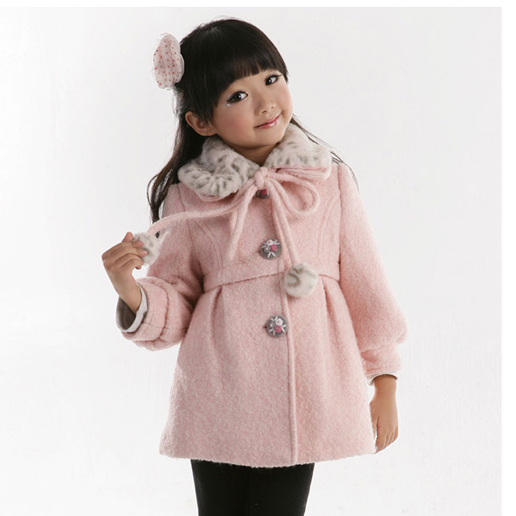 Little Girls Winter Coats - Tradingbasis