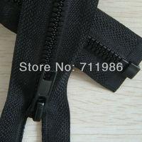 Factory,Custom size & colour ,whole sale No.5 down jacket zipper,separating resin zipper