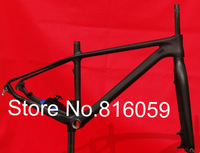 "FLX-FR-213 : 3K Full Carbon Matt 29ER Mountain MTB Bike Bicycle Frame ,  Fork ,  Headset - 16"" , 18"" , 20"""
