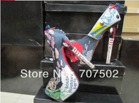Free Shipping Daffodile Brodee 160mm Platform Multicolor Limited Edition Handmade Brand Wedding Shoes Drop Ship