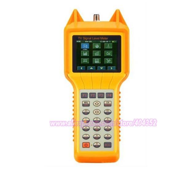 RY-S1130D QAM 256 CATV Signal Level Meter(China (Mainland))