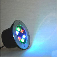 12W LED inground light / LED garden light / led lawn spot lamp 10pcs