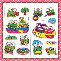 Chidren Cartoon Stickers School classroom things for Kids for Mobile Gift