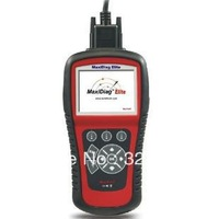 Autel MaxiDiag Elite MD701 OBD II Auto Code scanner MD 701 basic 4 systems (engine, transmission, ABS and airbag)