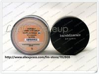 New Loose Powder Bare Minerals BareMinerals Sunscreen Foundation Spf15( MEDIUM BEIGE N20 ) 8g(100 pcs)haven't box 100pcs