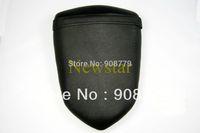 Black Rear Pillion Passenger Seat for KAWASAKI EX 250 08-11 Free shipping Top quality