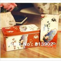 Free shipping 40g Assam  black tea, Sun Moon Lakt  Tea, orangic teas with iron box packing