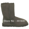 Brand Women Classic short Australian sheepskin boots