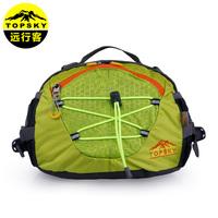 Multifunctional outside sport waist pack ride waist pack 8l casual waist pack hiking waist pack 30332a