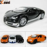 BUGATTI alloy car models plain model alloy car models toy car