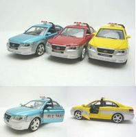 4 beijing hyundai taxi hyundai acoustooptical alloy car model
