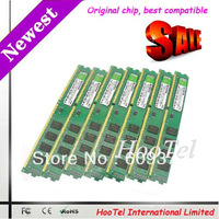 DDR3 1333MHZ 1GB 2GB 4GB 8GB FOR DEKSTOP PC3-10600 double side free shipping
