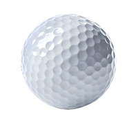 Ball double layer ball b.c . golf blank exercise ball golf ball