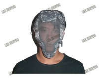 CSA V3 Airsoft Mask netted full face mask
