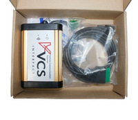 Multi-language New Professional VCS,Auto Diagnostic Scanner Universal VCS Interface can Read Live Data for factory VCS 2013