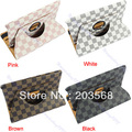 New 360 Degree Rotation PU Leather Case Cover Skin Stand Holder For Apple i Pad Mini Four Colors