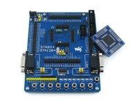 ATmega128 ATmega128A ATMEL AVR Evaluation Development Board Kit + 2pcs ATmega128A-AU Core Board
