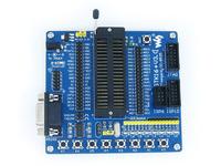 ATmega16A ATmega16 ATMEL AVR Evaluation Development Board Starter Kit + 2pcs ATmega16A-PU = STK16+ Premium