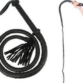 PVC woven kurbash. Whip. Interest whip lash length 150 cm adult-novelty couples sex products