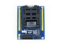 M48+ ADP ATmega48 ATmega88 ATmega168 mega48 mega88 TQFP32 AVR Programming Adapter Test Socket + Freeshipping