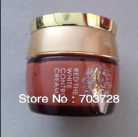 Original YiQi RED THE WHITE CONTROL CREAM 30g Relieve red blood silk Free Shipping