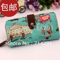 Women's long design hasp wallet women's hasp zipper bag wallet purse wallet
