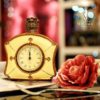 Magrace breath fashion rustic clocks clock desk clock